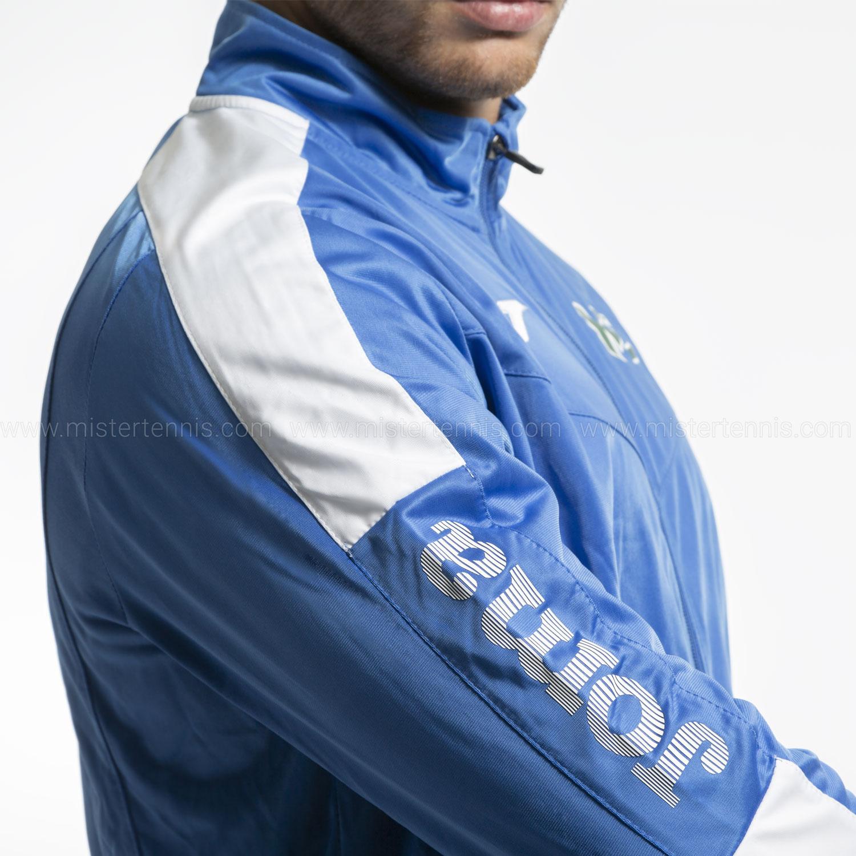 Joma Champion IV Cecchinato Jacket - Royal/White