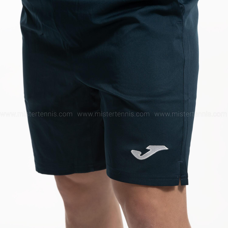 Joma Master 8in Shorts - Navy