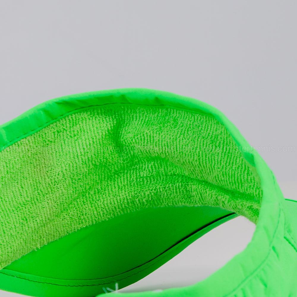 Joma Visor Cap - Green/Black