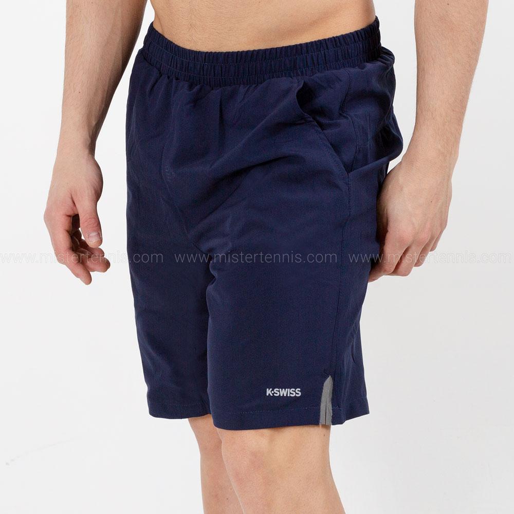 K-Swiss Hypercourt Express 8in Shorts - Navy