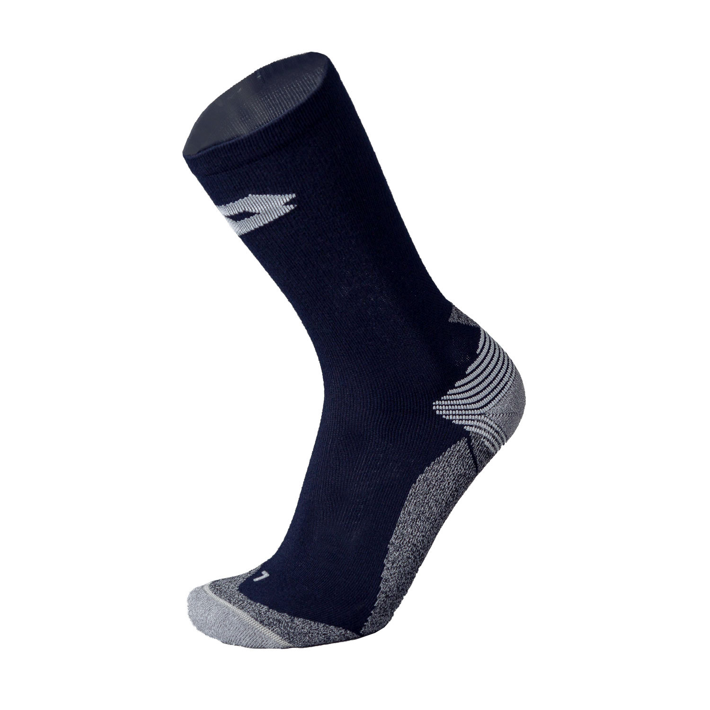 Lotto Tennis Socks - Navy/Grey