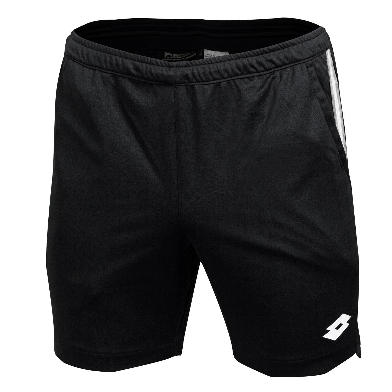 Lotto Teams 7in Shorts - Black