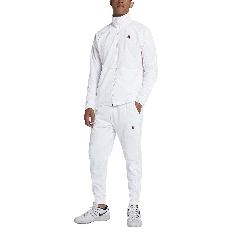pantaloni tuta bianca uomo nike