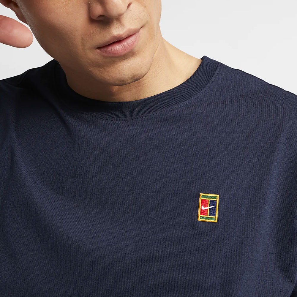 Nike Court T-Shirt - Navy