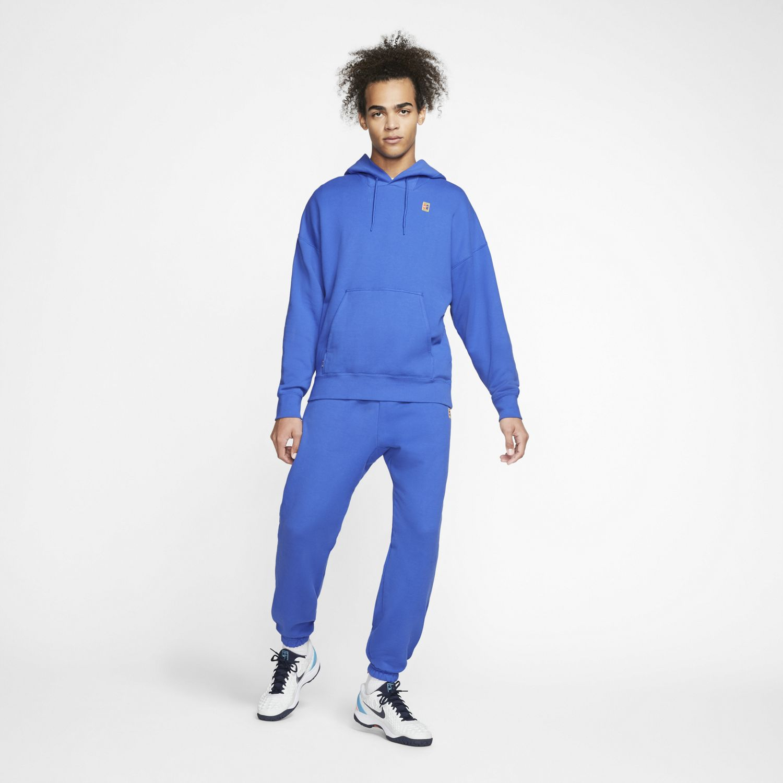 Nike Fleece Heritage Pants - Game Royal