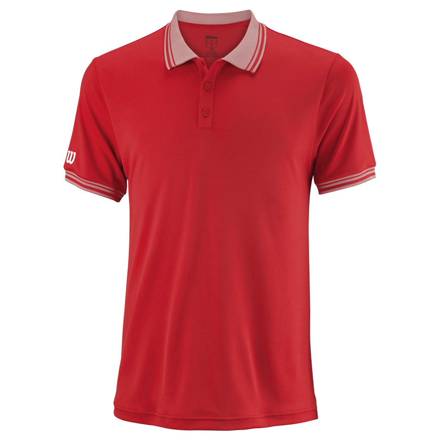 Wilson Team Polo - Red