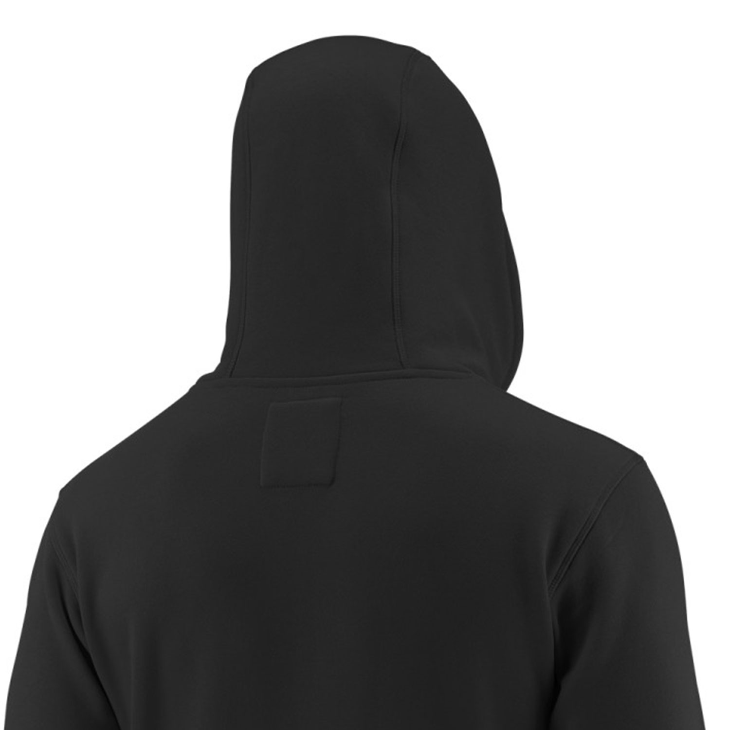 Wilson Team Script Full Zip Hoodie - Black/White