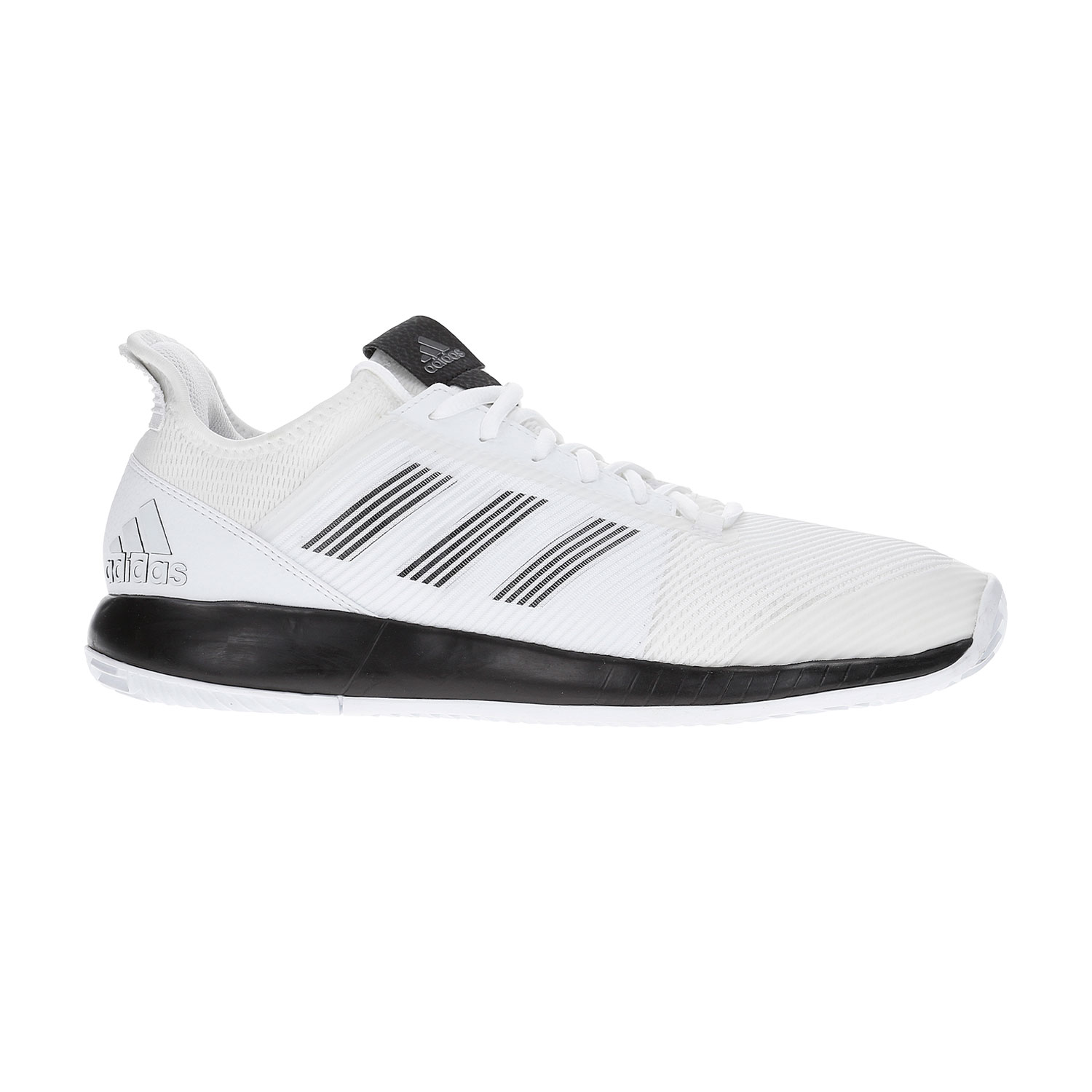 Adidas Defiant Bounce 2 Clay Men's Tennis Shoes White