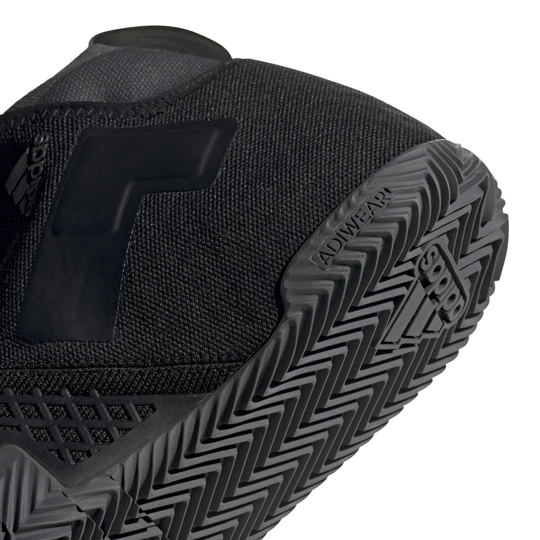 Adidas Stycon Clay - Core Black/Night Metallic/Grey Six