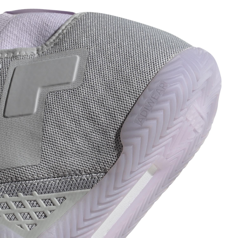 Adidas Stycon - Grey Two/Ftwr White/Purple Tint