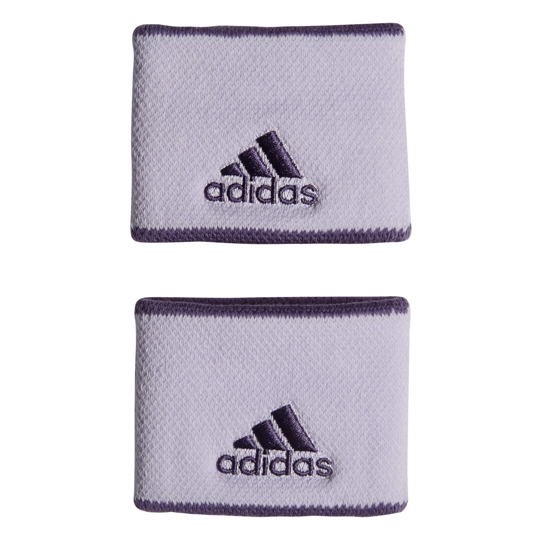 es inutil Habitat lámpara  adidas Small Muñequeras de Tenis - Purple Tint/Tech