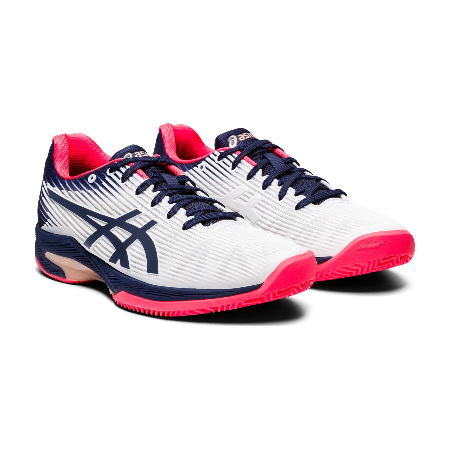Asics Solution Speed FF Clay - White/Peacoat