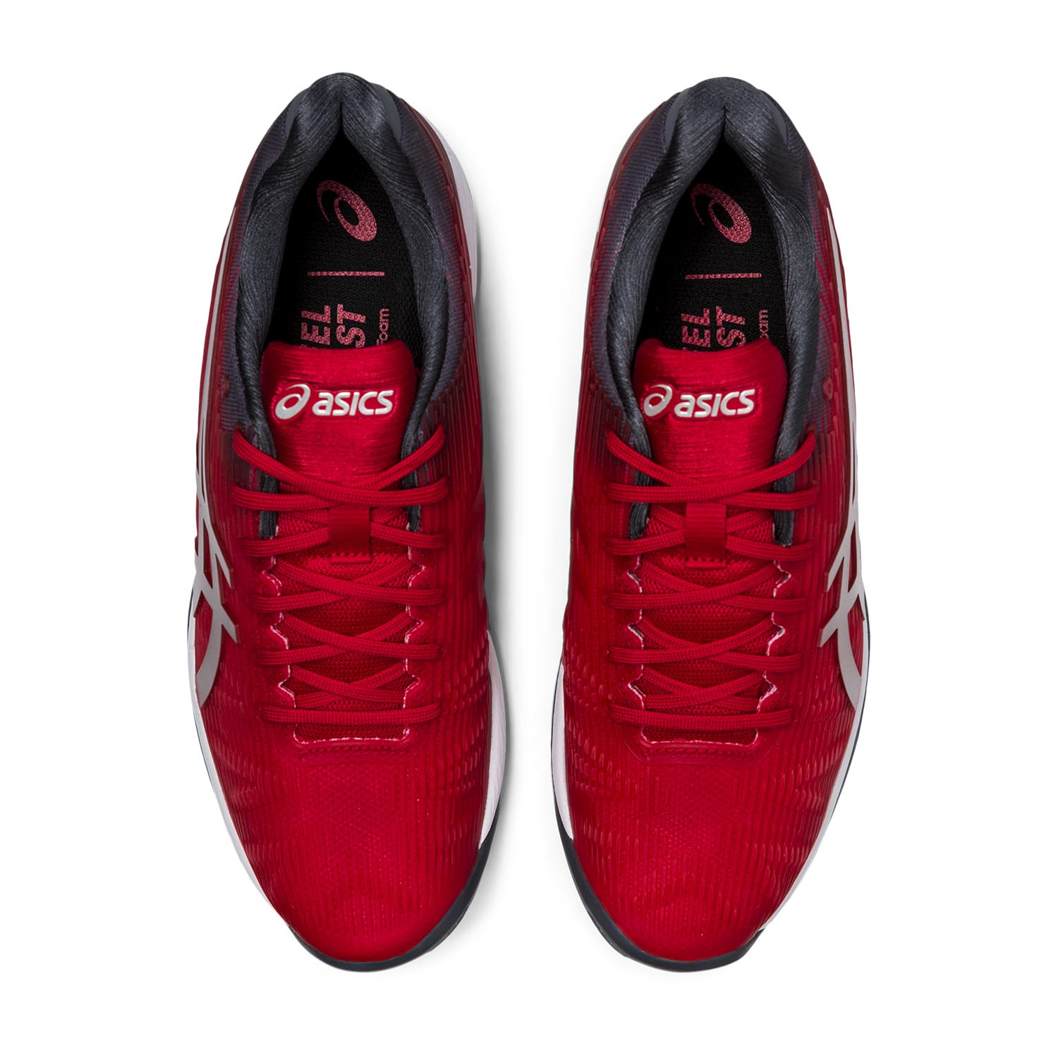 Asics Solution Speed FF - Classic Red/Pure Silver