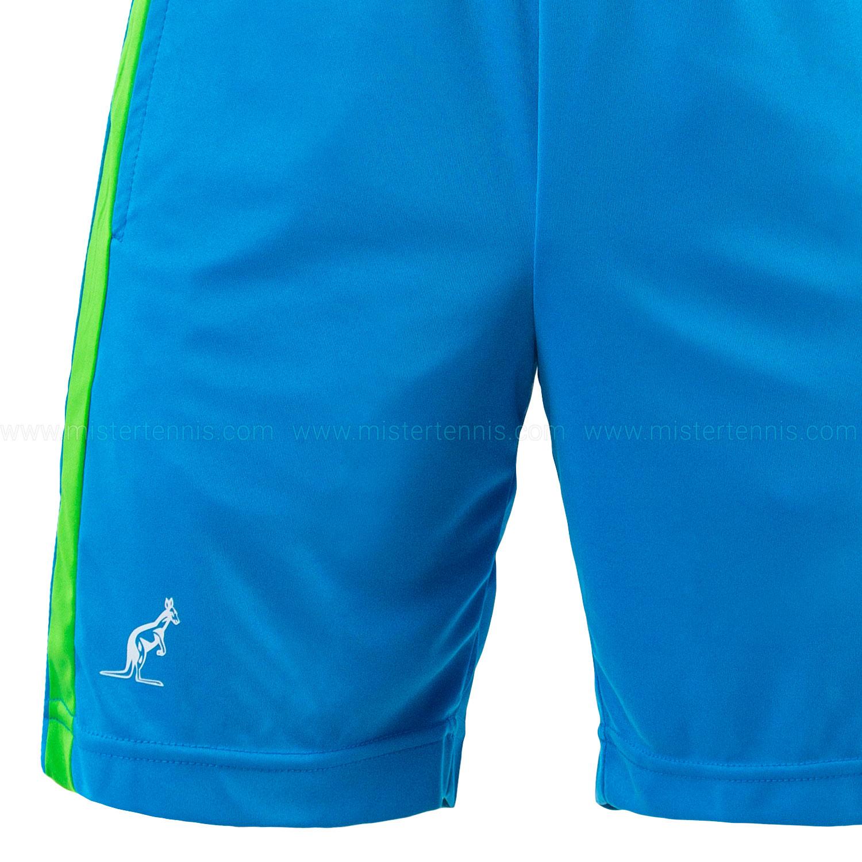 Australian Ace Lines 7in Shorts - Turchese/Bianco/Kawasaki