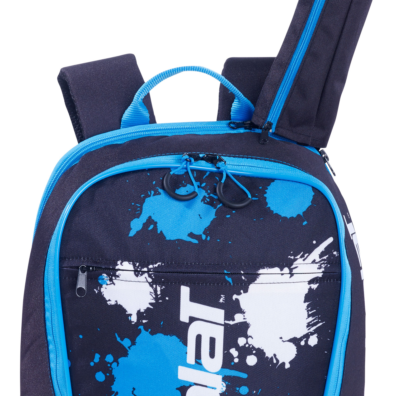 Babolat Club Backpack - Black/Blue/White