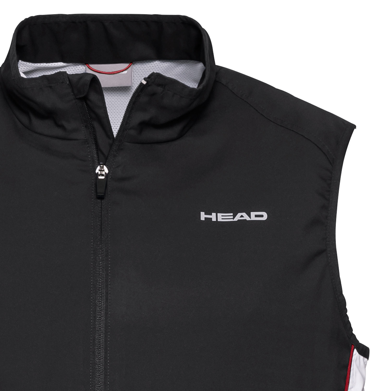 Head Club Chaleco - Black