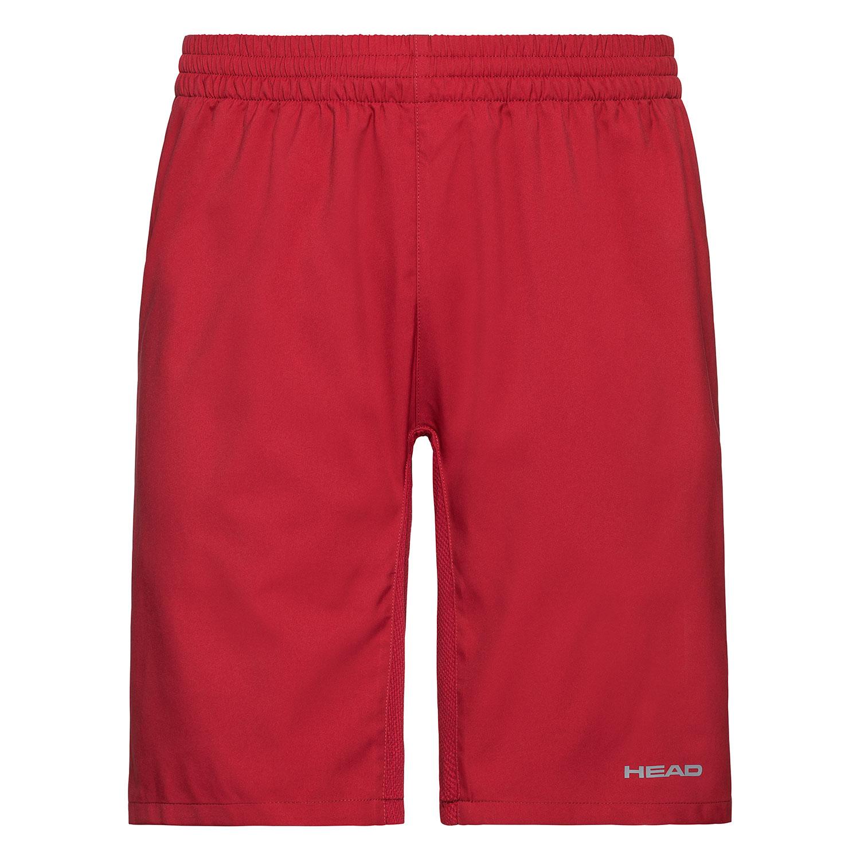 Head Club 7in Shorts Boy - Red