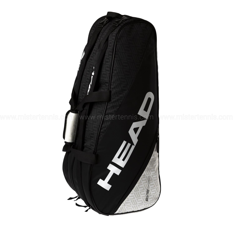 Head Elite x 9 Supercombi Bag - Black/White