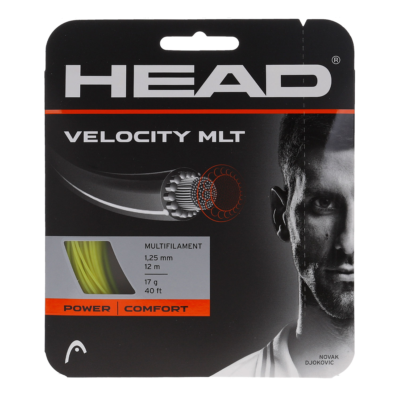 Head MultiPower Velocity 1.25 Set 12 m - Yellow