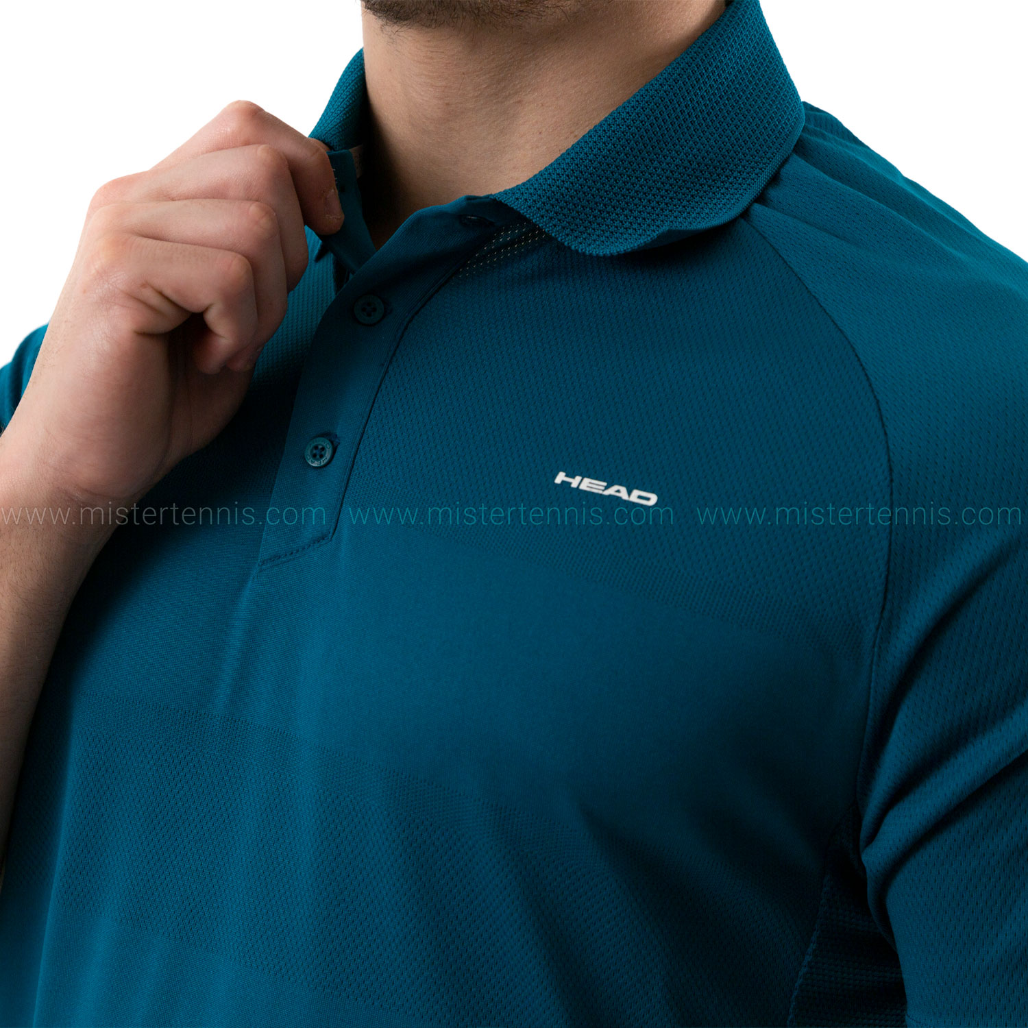 Head Performance Polo - Lagoon