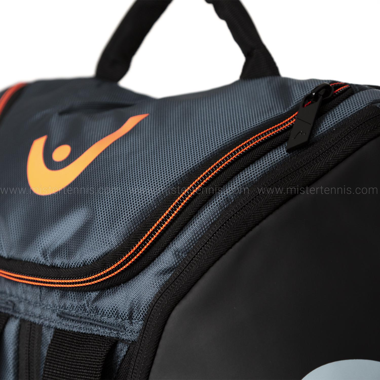 Head Tour Team x 12 Monstercombi 2020 Bag - Black/Grey