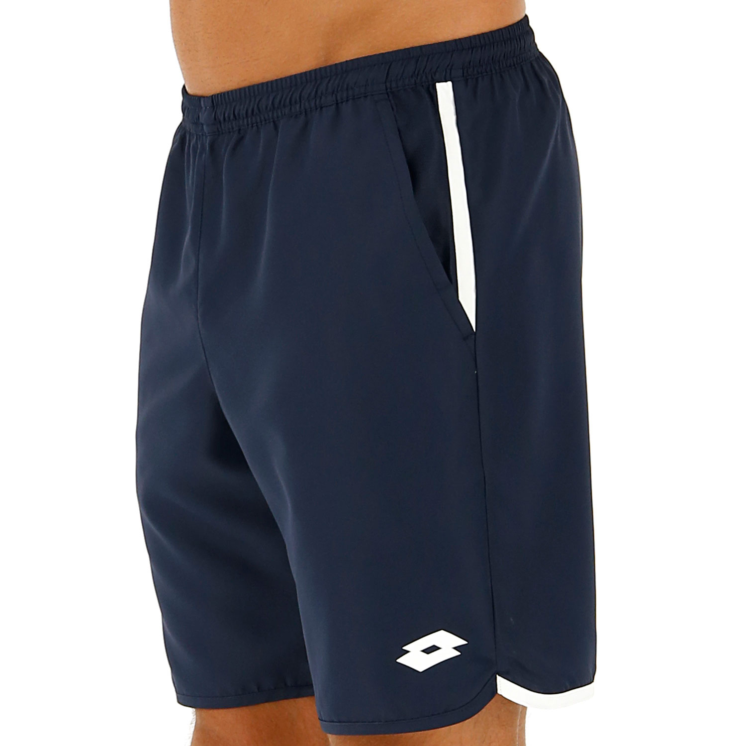 Lotto Squadra 7in Shorts - Navy Blue
