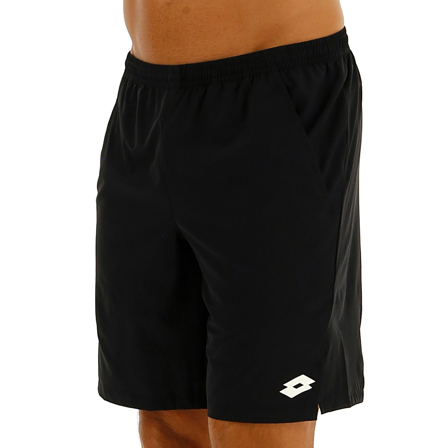 Lotto Top Ten II 9in Shorts - All Black