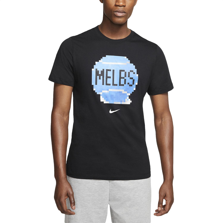 Nike Court City T-Shirt - Black