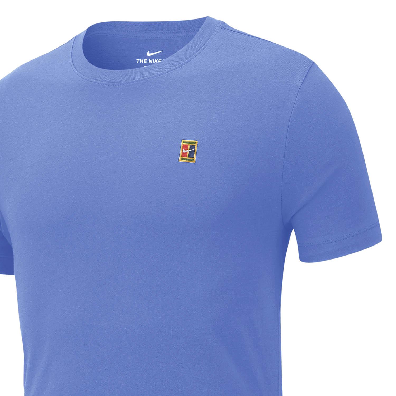 Nike Court T-Shirt - Royal Pulse