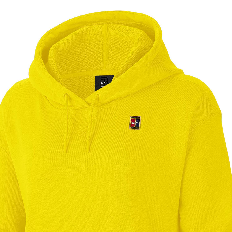 Nike Heritage Hoodie - Opti Yellow