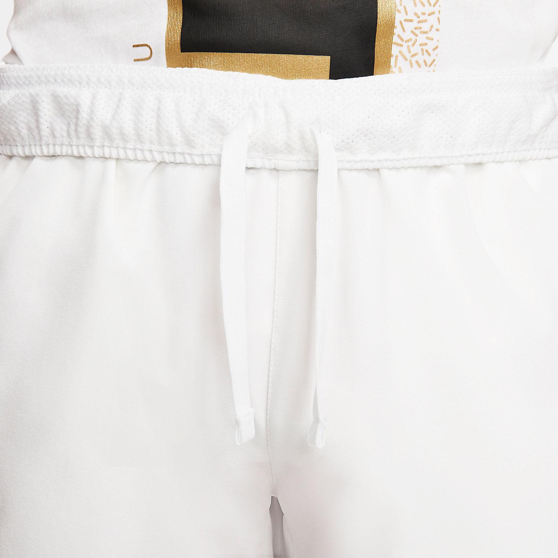 Nike Victory Flex Ace 6in Shorts Boy - White/Black