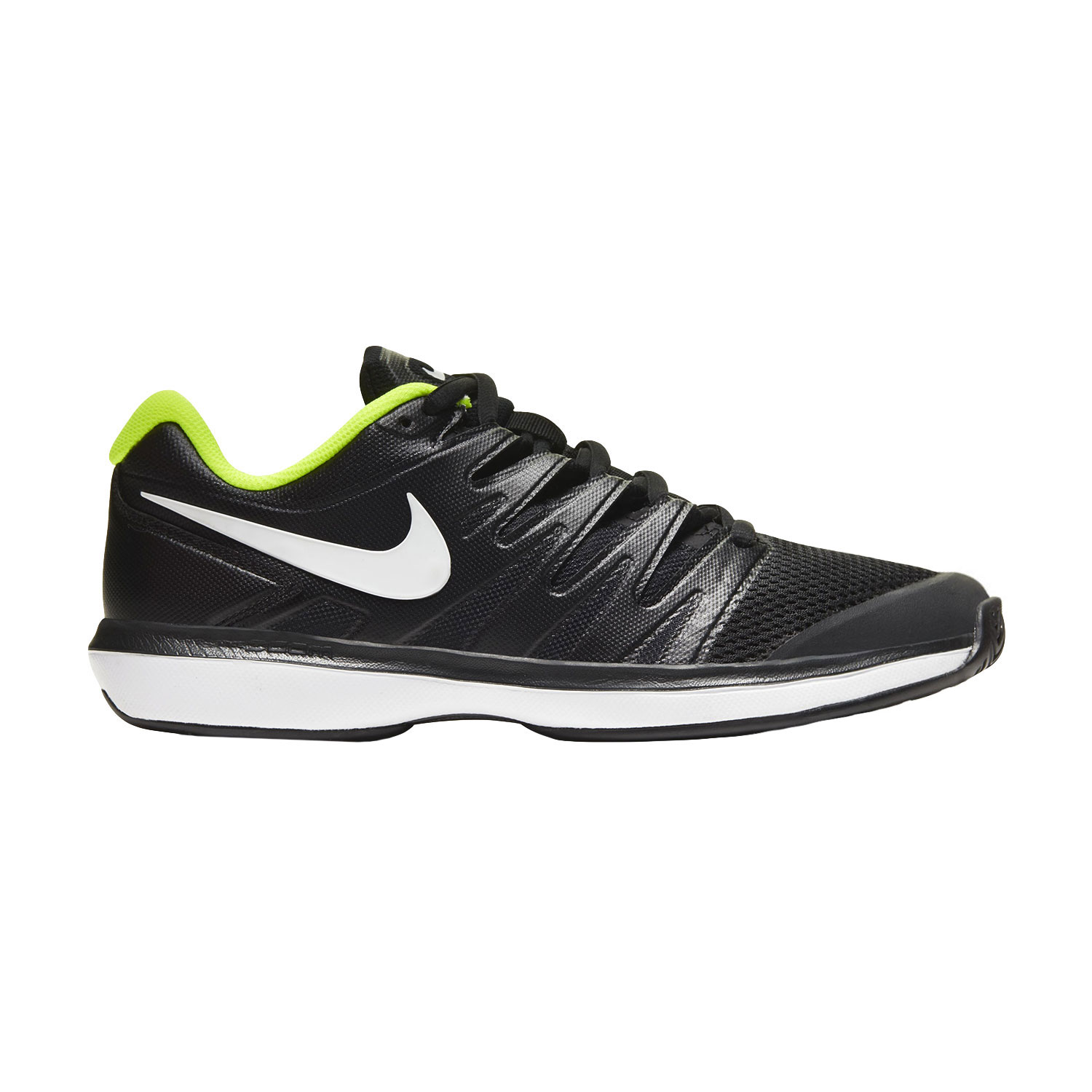 buy popular pretty nice new images of Nike Zoom Prestige Clay Men's Tennis Shoes - Black/White