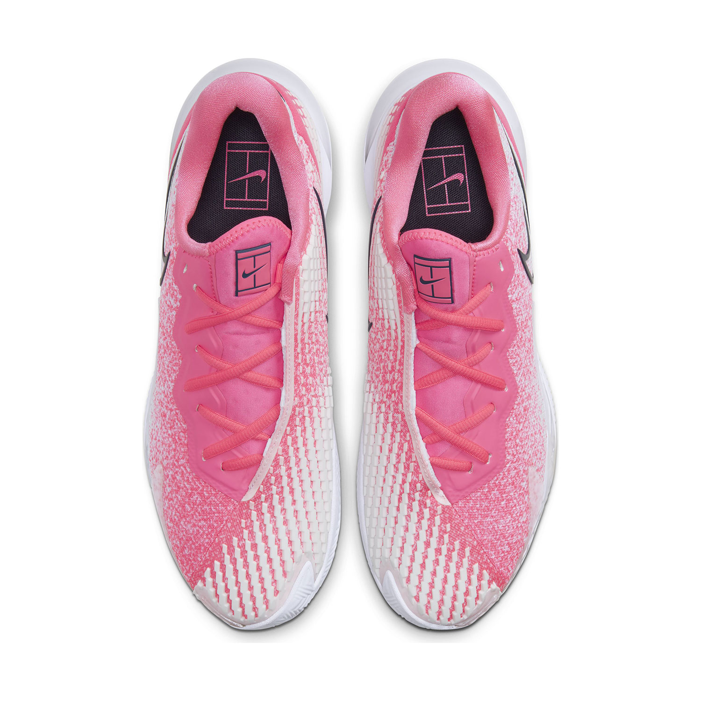 Nike Air Zoom Vapor Cage 4 Clay - Digital Pink/Gridiron/White