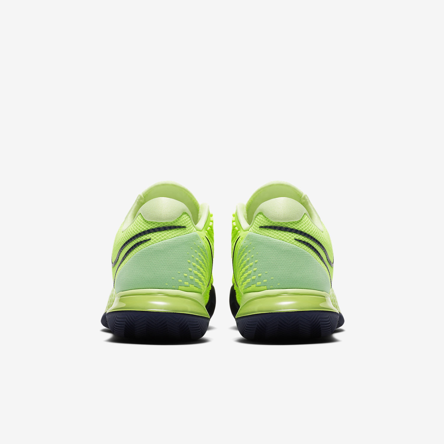 Nike Air Zoom Vapor Cage 4 Clay - Ghost Green/Blackened Blue/Barely Volt
