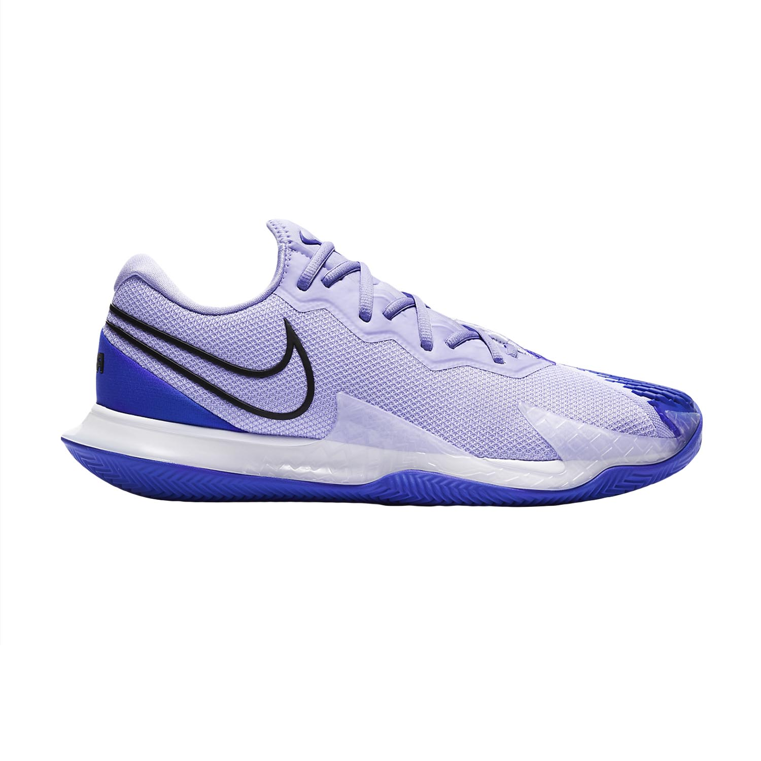 Nike Air Zoom Vapor Cage 4 Clay - Purple Pulse/Black/Persian Violet/White