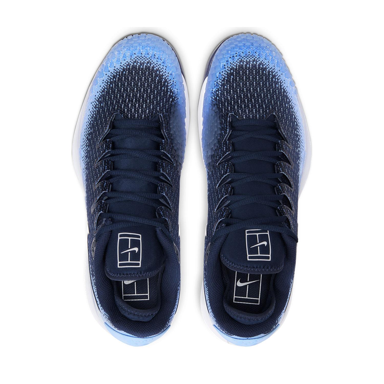 Nike Air Zoom Vapor X Knit HC - Royal Pulse/White/Hydrogen Blue/Obsidian