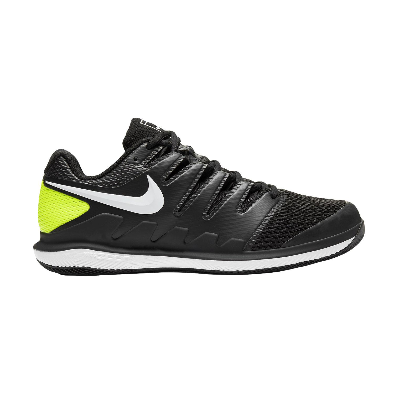 Nike Air Zoom Vapor X HC - Black/White/Volt