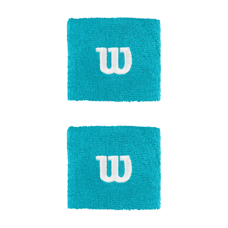 Wilson Logo Polsini - Scuba Blue