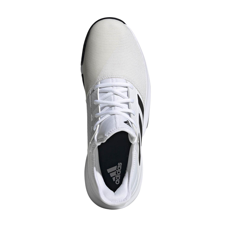 Adidas GameCourt - Ftwr White/Core Black/Grey One F17