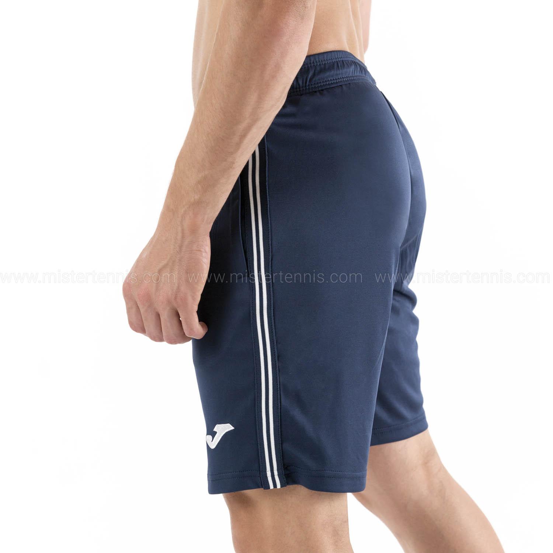 Joma Classic 7in Shorts - Dark Navy/White