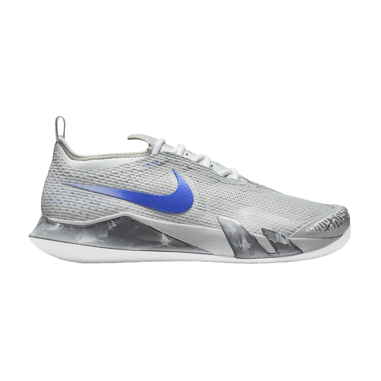 Nike React Vapor NXT Clay - Light Smoke Grey/Hyper Royal/Aluminum