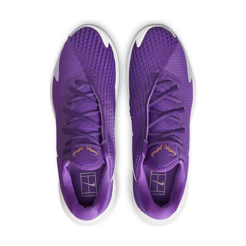 Nike Air Zoom Vapor Cage 4 Rafa Clay - Wild Berry/White/Elemental Pink