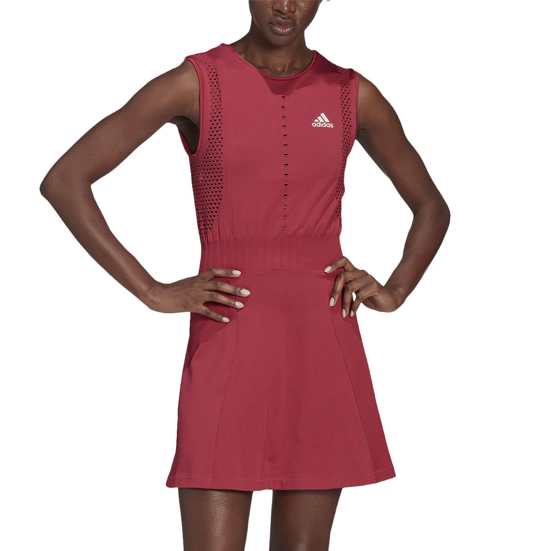 adidas Primeknit Primeblue Dress - Wild Pink