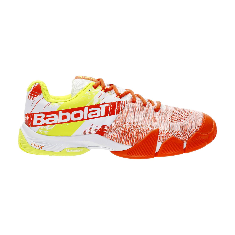 Babolat Movea - White/Nasturtium