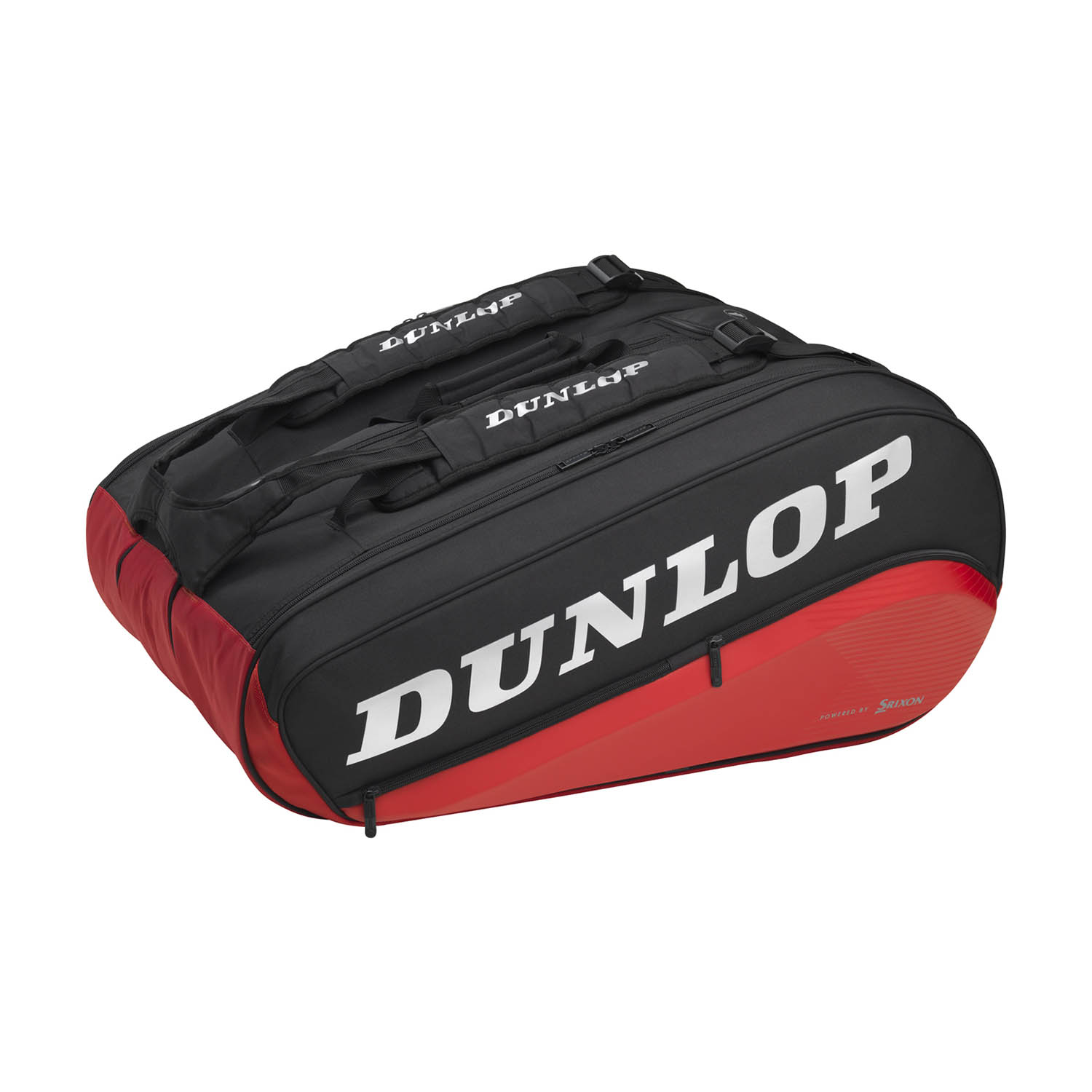 Dunlop CX Performance x 12 Thermo Bag - Black/Red