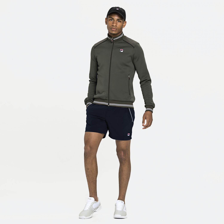 Fila Stephan 5in Shorts - Peacoat Blue
