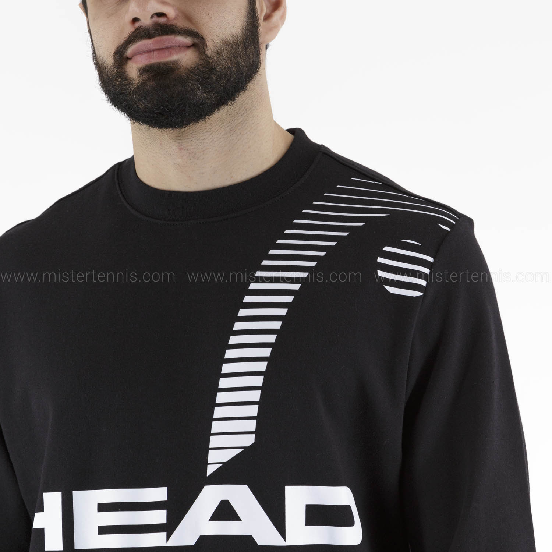 Head Rally Sweatshirt - Black