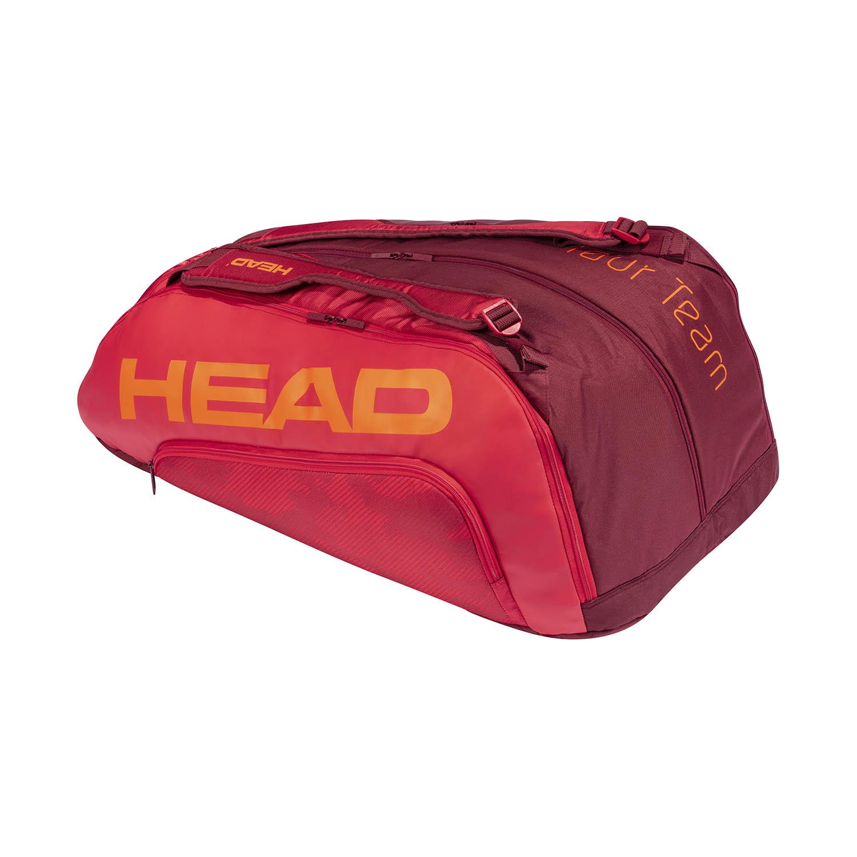 Head Tour Team x 12 Monstercombi Bag - Red