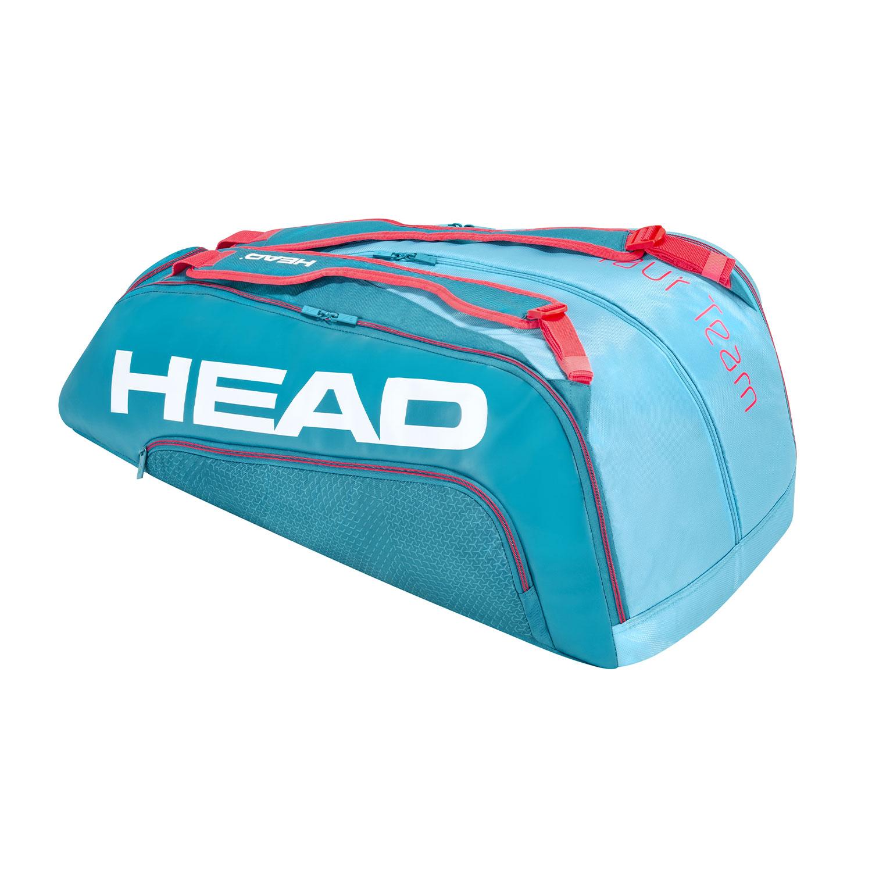 Head Tour Team x 12 Monstercombi Bag - Blue/Pink