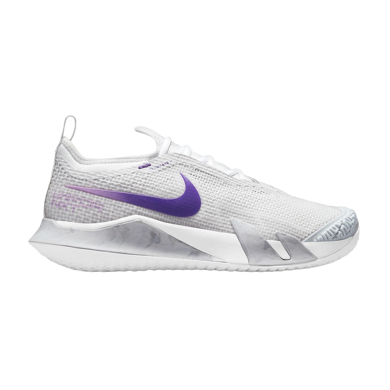 Nike React Vapor NXT HC - Photon Dust/Court Purple/Fuchsia Glow